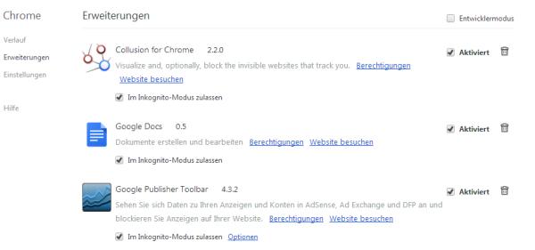 Google-Werbung-in-Chrome-nicht-sichtbar-1